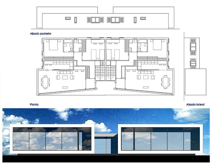 2 viviendas unifamiliares en lanzarote casa a i - Arquitectos madrid 2 0 ...