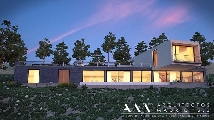 proyectos-casas-de-diseno-en-madrid-arquitectura
