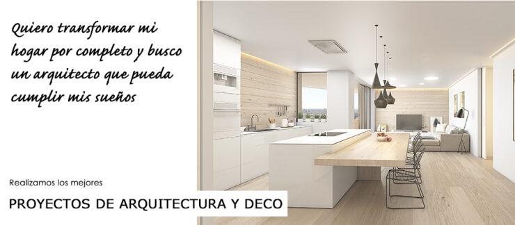 Proyectos de Arquitectura y Diseño de Interiores