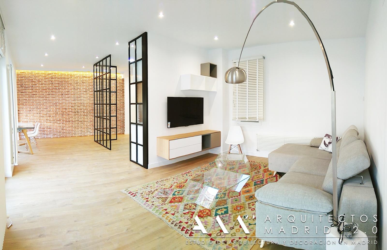 Reforma de casa y piso en madrid empresa reformas for Diseno de pisos interiores