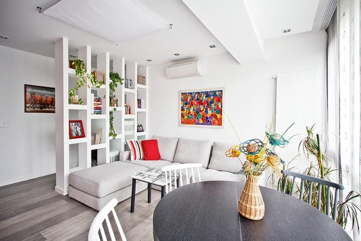 reforma apartamento por arquitectos madrid