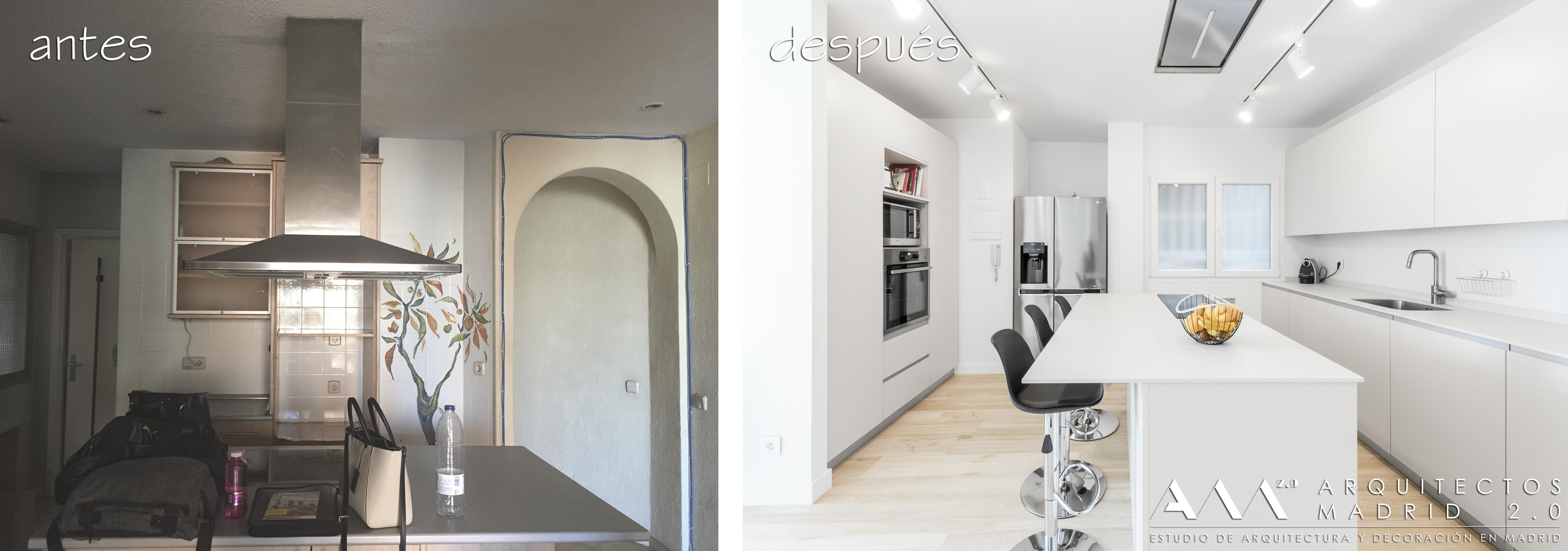 reforma-completa-de-vivienda-zona-atocha-madrid-antes-despues-cocina-isla