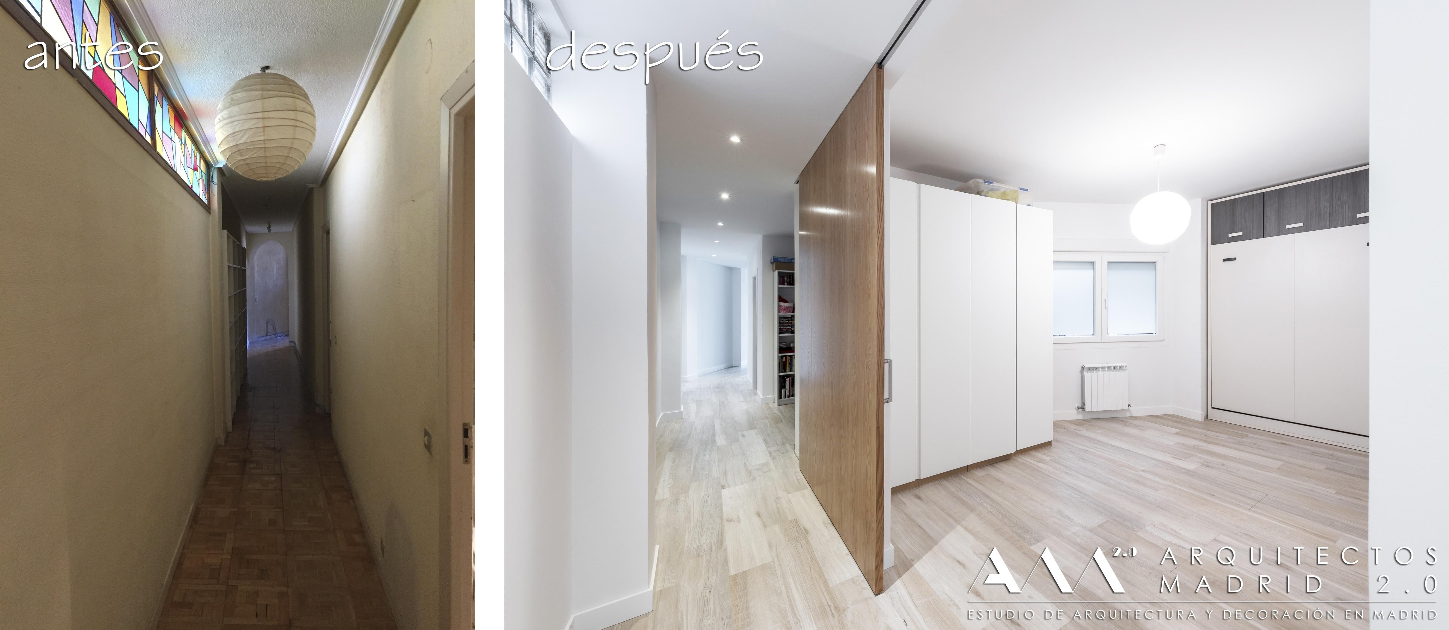 reforma-completa-de-vivienda-zona-atocha-madrid-antes-despues-pasillo