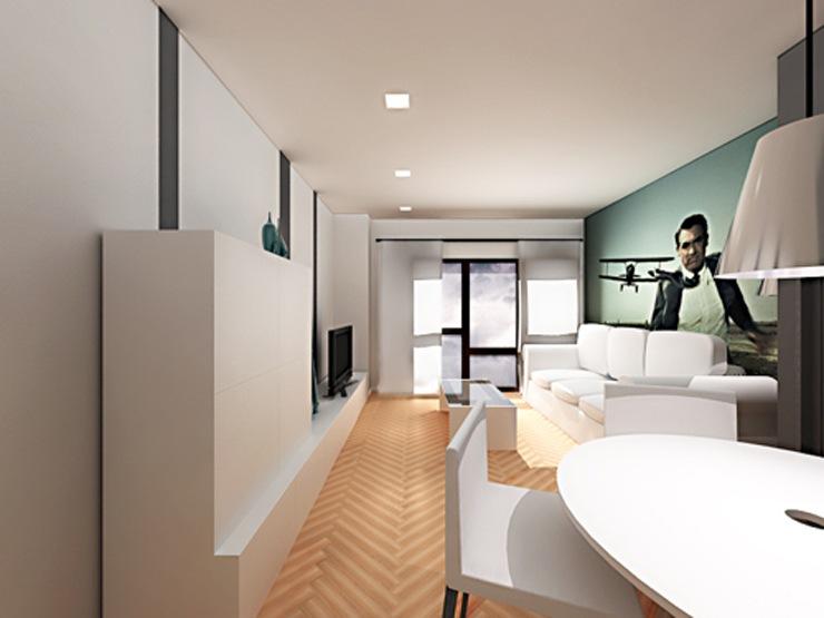 Reforma de loft en madrid reformas de viviendas for Loft reformas