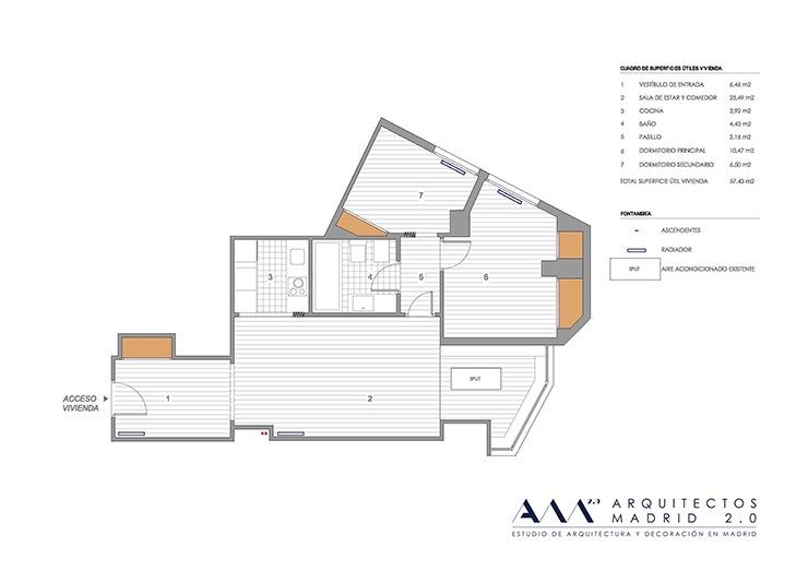 reforma-vivienda-arquitectos-madrid-plano-estado-actual