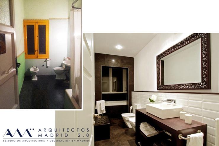 Reforma de vivienda en madrid por arquitectos madrid 2 0 - Arquitectos madrid 2 0 ...