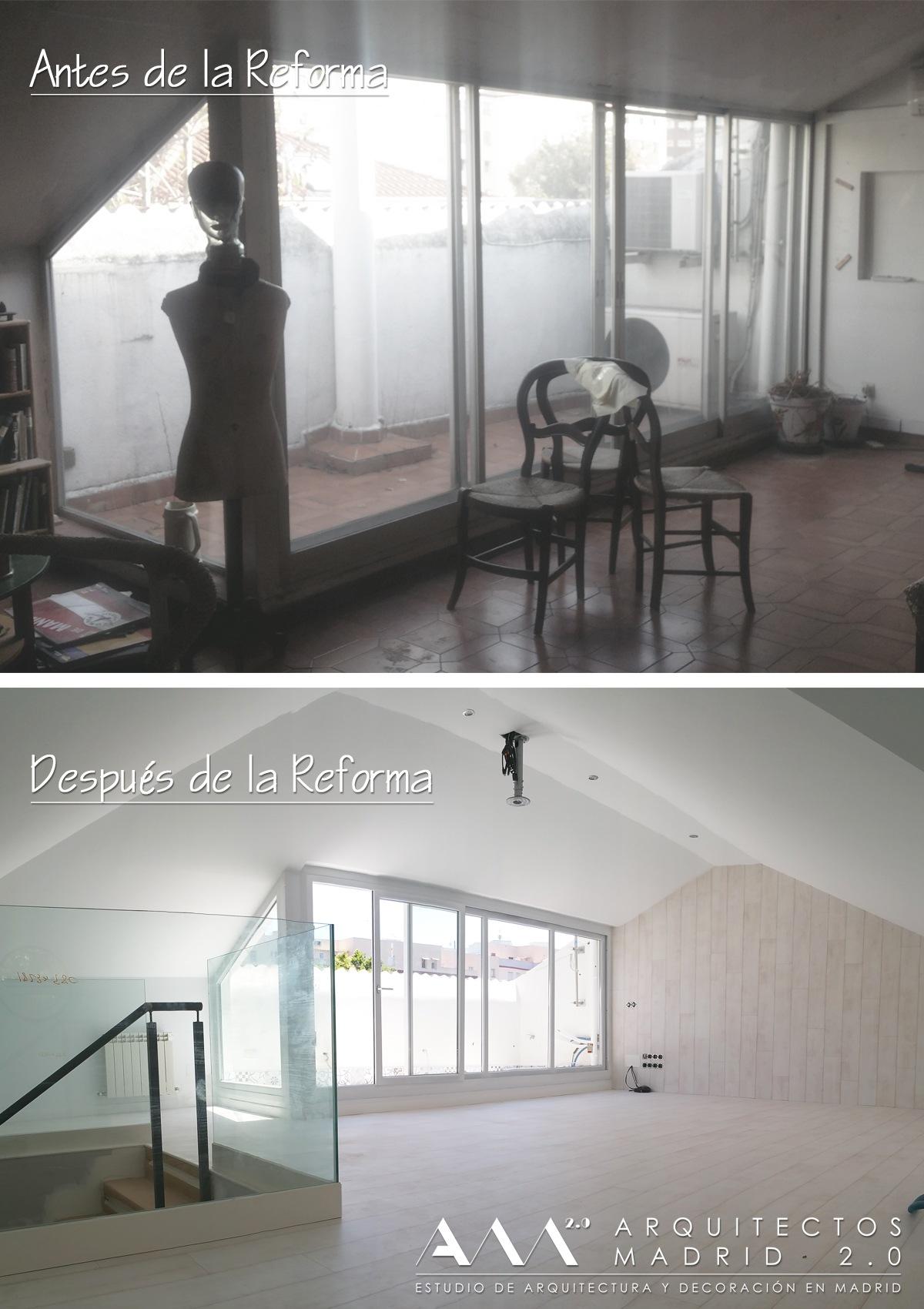Ideas Reformas Viviendas Antes Y Despu S En Reformas De Pisos Y  ~ Reformas De Casas Antiguas Antes Y Despues