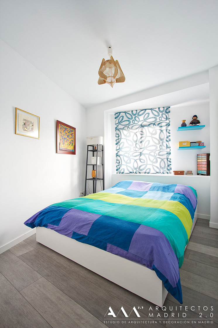 Reforma apartamento archivos arquitectos madrid 2 0 - Reformas integrales madrid opiniones ...