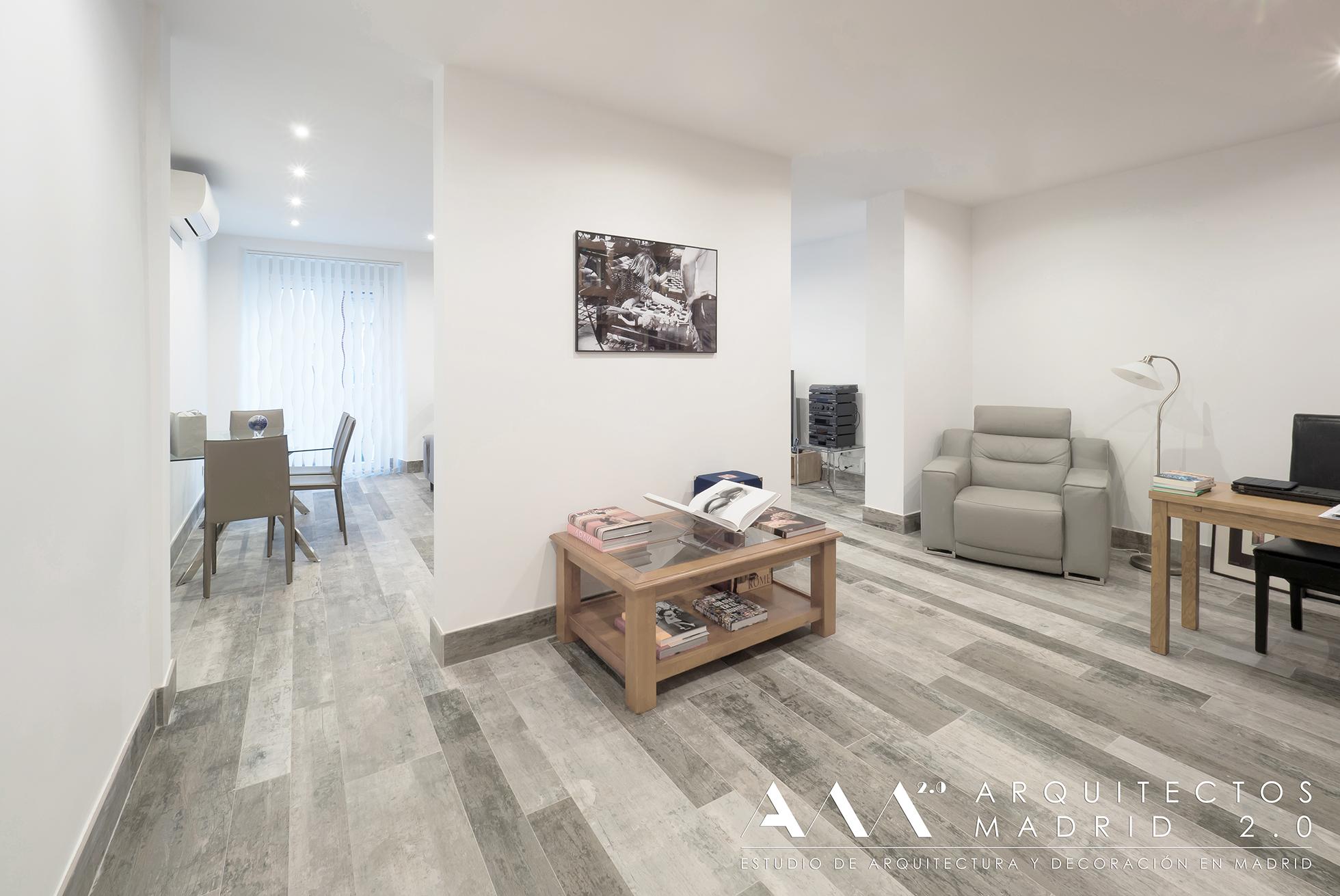 Reforma integral vivienda madrid latest el with reforma for Reformas de pisos antiguos