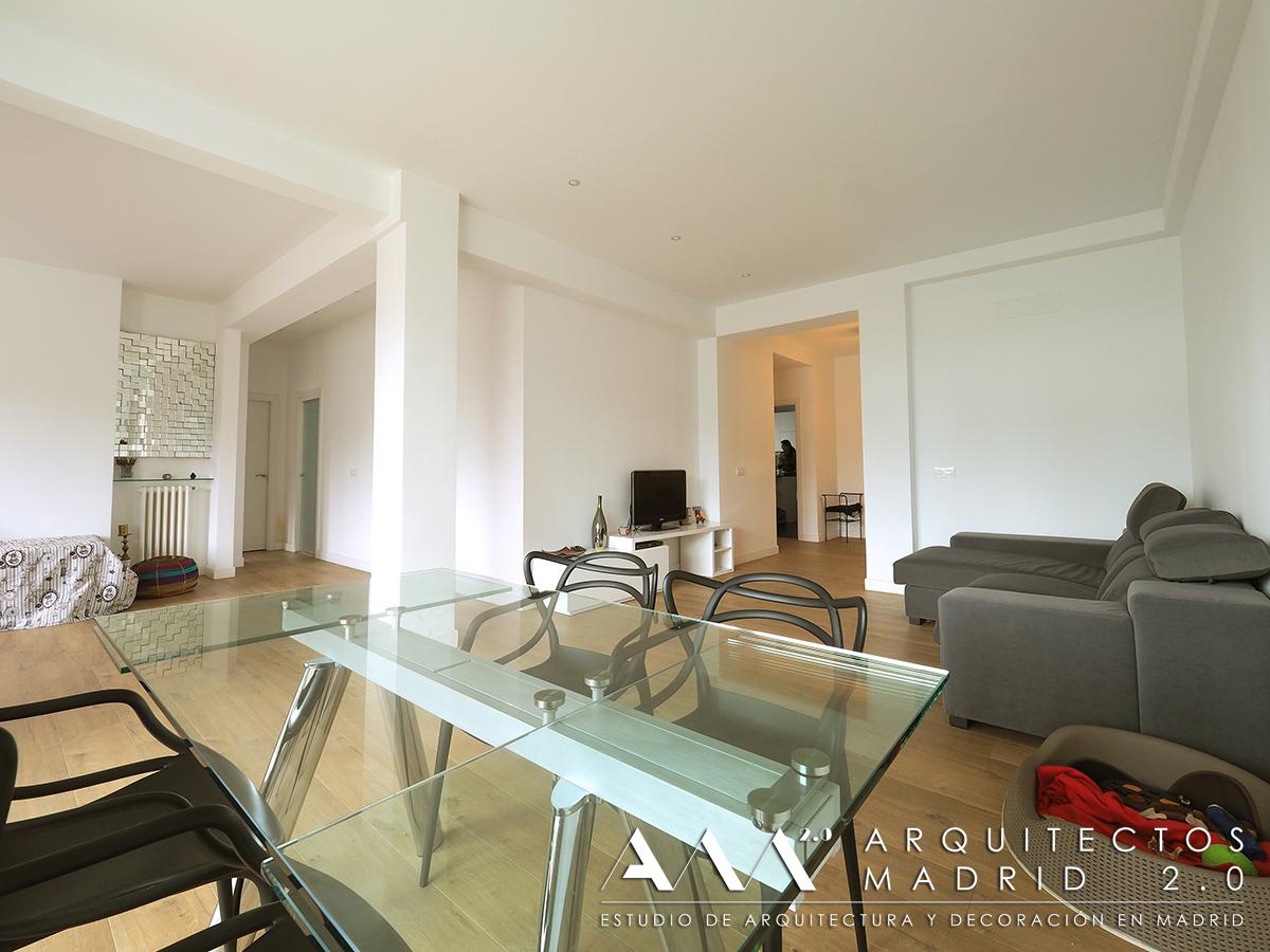 Ideas para reformar pisos peque os archivos arquitectos madrid 2 0 - Arquitectos madrid ...