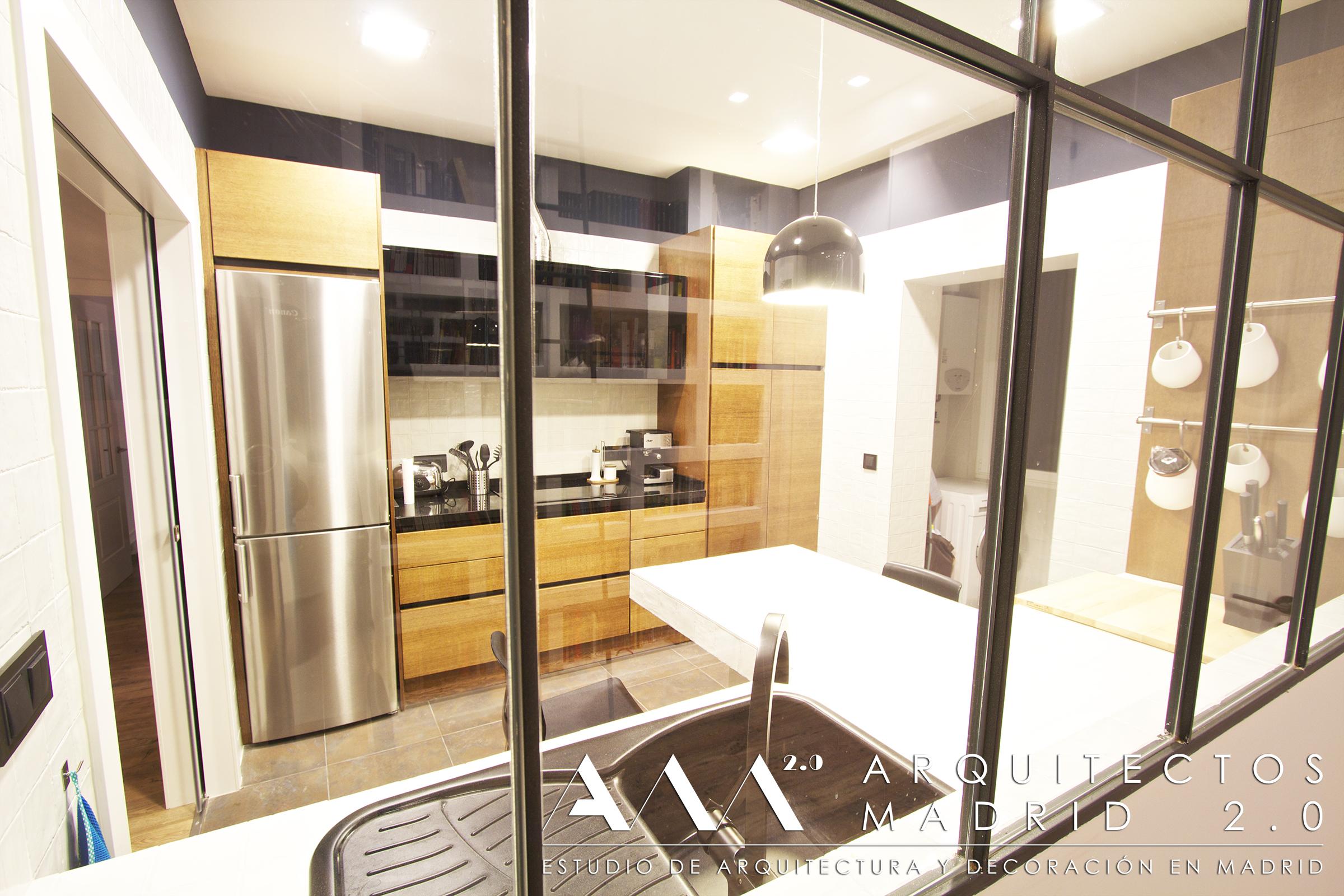 Reformas integrales de viviendas en madrid presupuestos for Reforma integral piso 100 metros