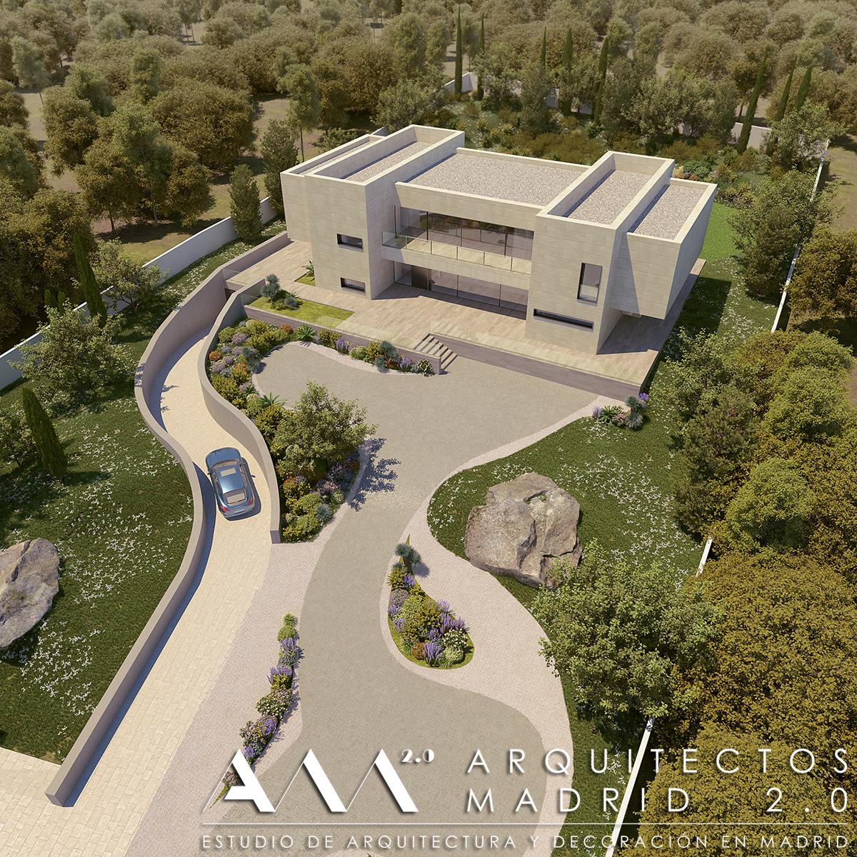 proyecto-vivienda-unifamiliar-casa-diseno-arquitectos-madrid